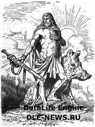 Бог Фрейр