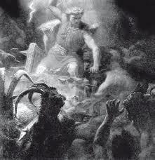 Хрунгнир и его поединок