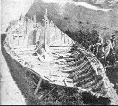 Корабль из Гокстада