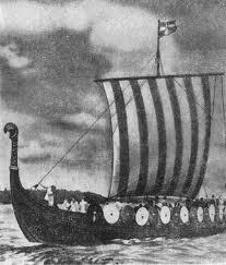 «Викинг» Андерсена: через Атлантику