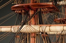 Корабли викингов: такелаж и парус