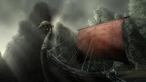Драккар - длинный корабль викингов