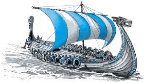 История великих кораблей Скандинавии