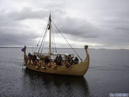 Русские реконструкции скандинавских кораблей