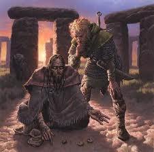 Греттир и могильный житель