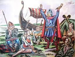 Древние скандинавы и живые мертвецы