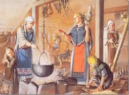 Эпоха викингов: жизнь тюркских народов