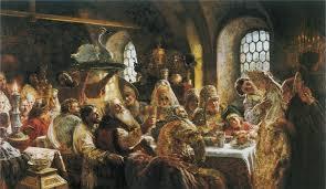 Викинги Средневековья питались лучше всех!