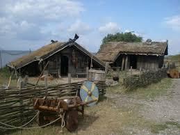 Викинги основывали селения 10 тысяч лет назад!