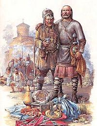 Какой был рост викингов?