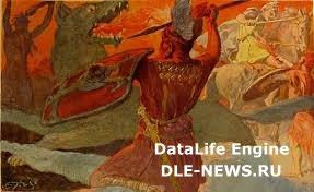 Герой скандинавских мифов – бог Хеймдалль